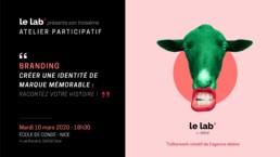 le lab, ebene, communication